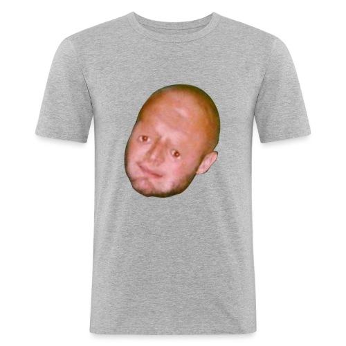 Seb4ever - T-shirt près du corps Homme