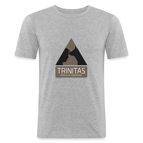 Trinitas Shirts - Herre Slim Fit T-Shirt