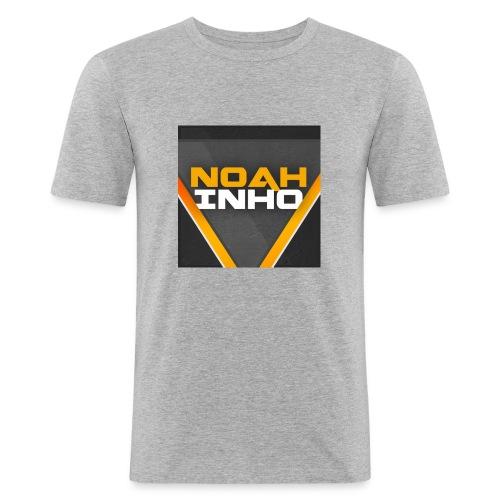 youtube logga - Slim Fit T-shirt herr