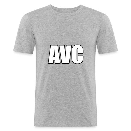 mer png - Mannen slim fit T-shirt