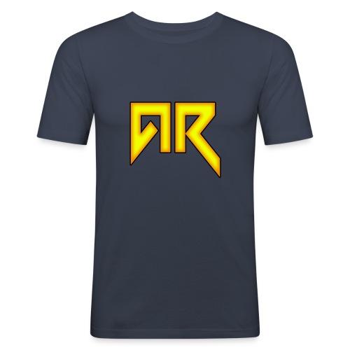 logo_trans_copy - Men's Slim Fit T-Shirt