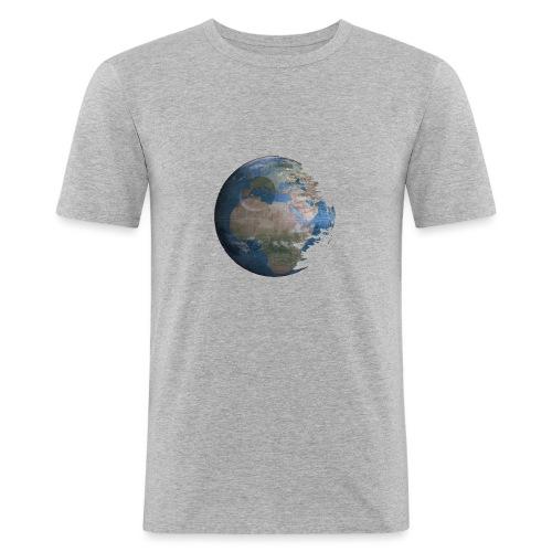 Death Earth - T-shirt près du corps Homme