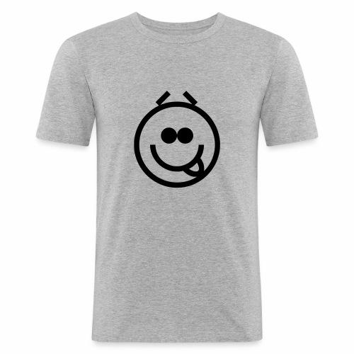 EMOJI 20 - T-shirt près du corps Homme