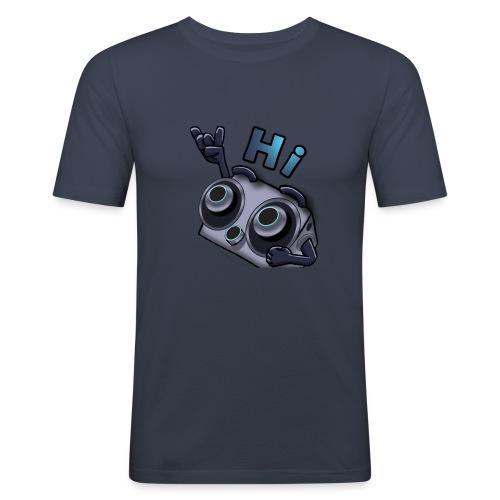 The DTS51 emote1 - Mannen slim fit T-shirt