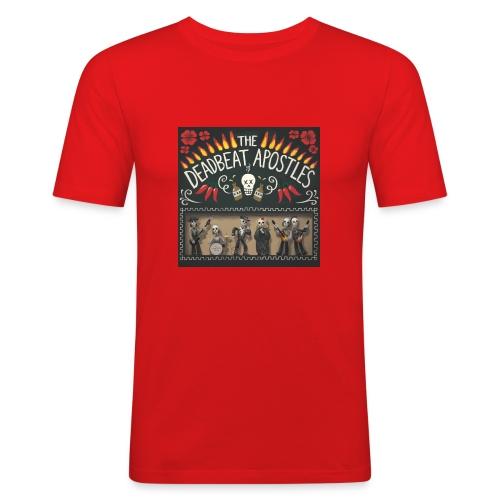 The Deadbeat Apostles - Men's Slim Fit T-Shirt