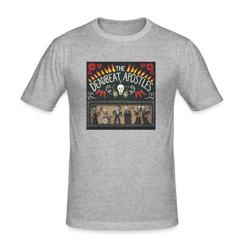 The Deadbeat Apostles - Men's Slim Fit T-Shirt
