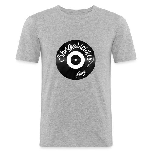 Shagalicious le label - T-shirt près du corps Homme