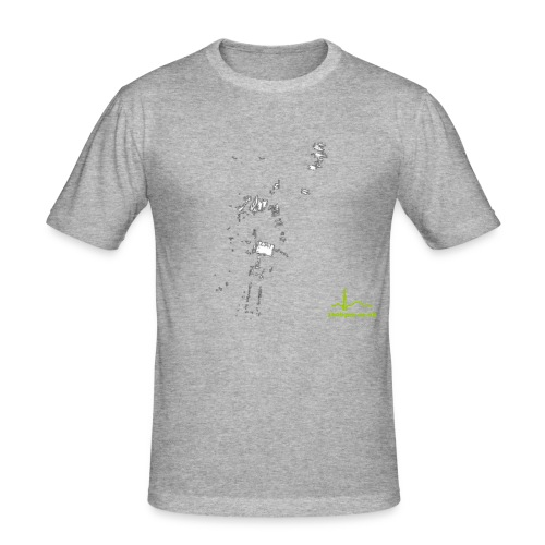 night7 - Men's Slim Fit T-Shirt