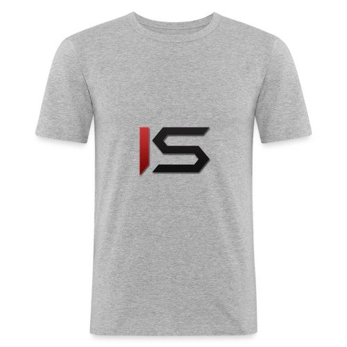 IS COVER 011 png - T-shirt près du corps Homme