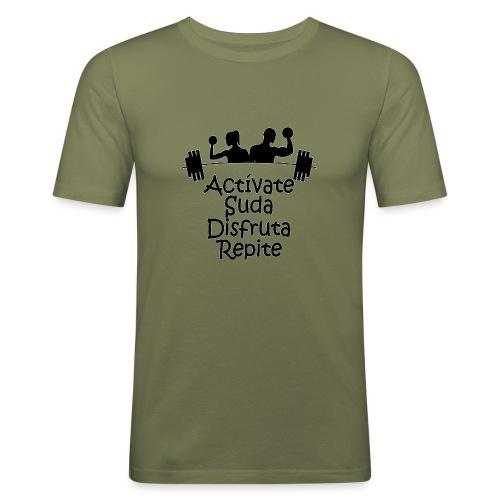 GYM - ACTÍVATE - Camiseta ajustada hombre
