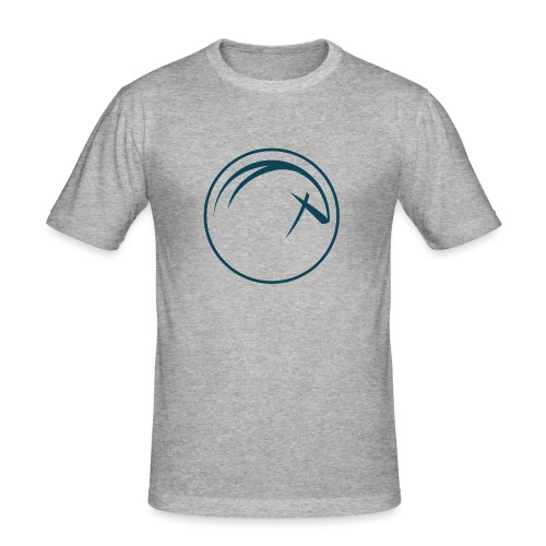 Ocean Oryx - Maglietta aderente da uomo
