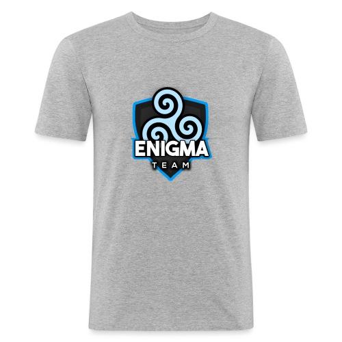 Enigma team! - Men's Slim Fit T-Shirt