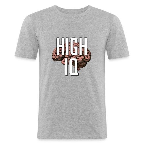 XpHighIQ - T-shirt près du corps Homme