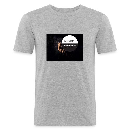 KeMoT odzież limitowana edycja - Obcisła koszulka męska
