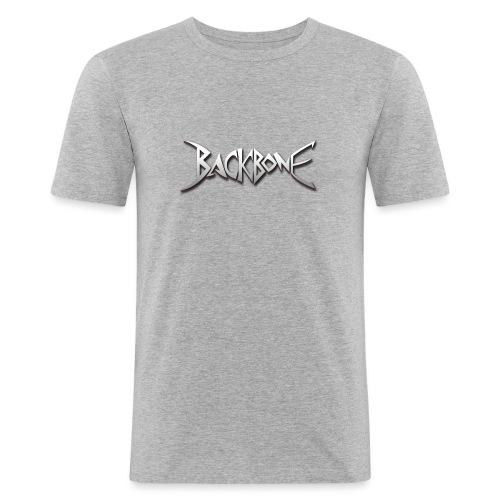 Backbone Logo - slim fit T-shirt
