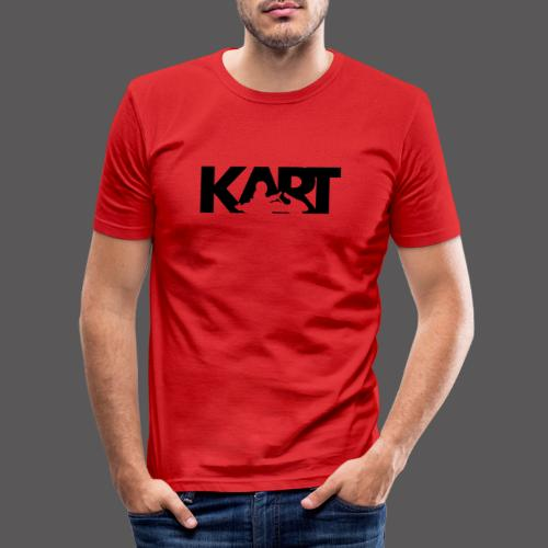 KART - Männer Slim Fit T-Shirt
