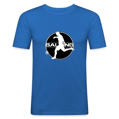 Balling - Mannen slim fit T-shirt