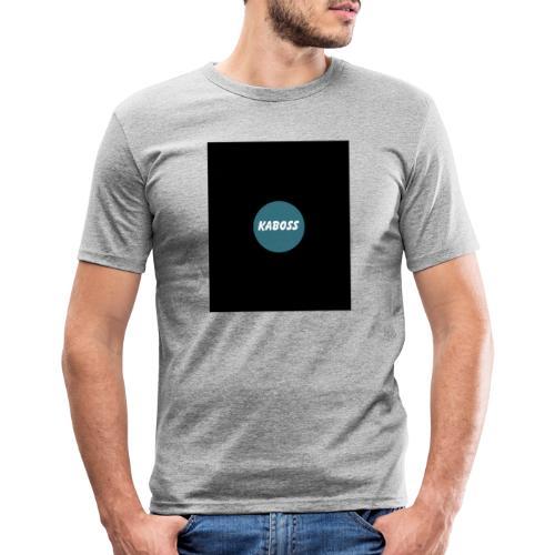F9022F14 6A88 49CD 9526 52BA1D4681C9 - Männer Slim Fit T-Shirt