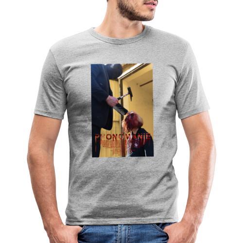 Phonomanie - Kill - Männer Slim Fit T-Shirt