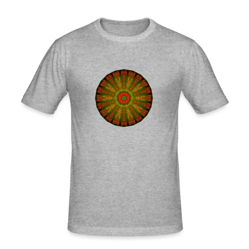 from the inside - Men's Slim Fit T-Shirt