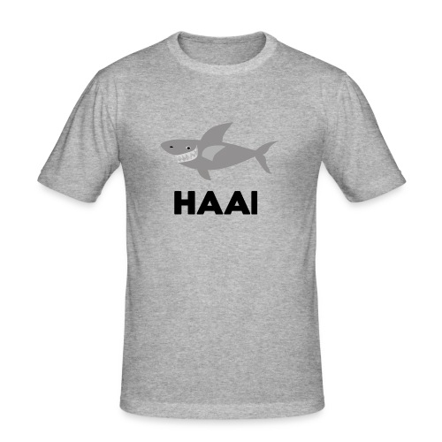 haai hallo hoi - slim fit T-shirt