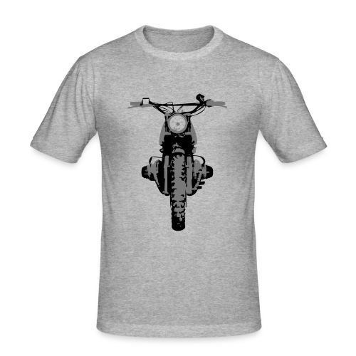 R45 - Männer Slim Fit T-Shirt