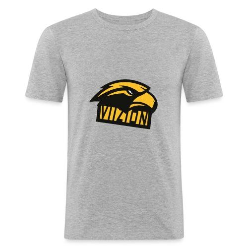logo hochauflösend png - Männer Slim Fit T-Shirt