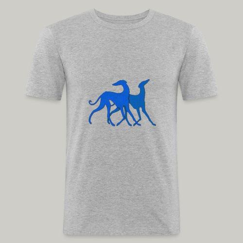 Azawakh Klein.png - T-shirt près du corps Homme