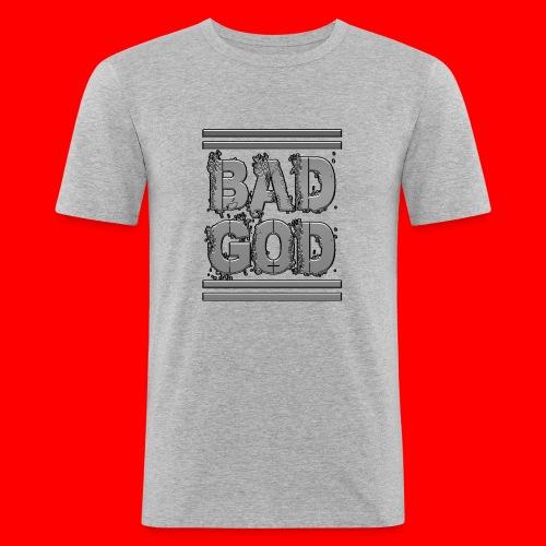 BadGod - Men's Slim Fit T-Shirt