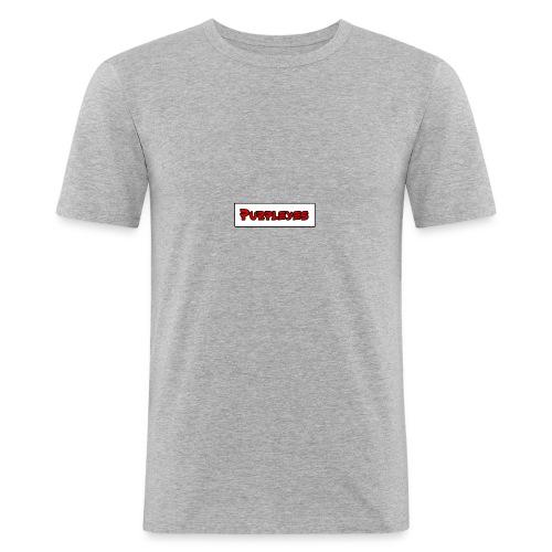 PURPLEYES - T-shirt près du corps Homme