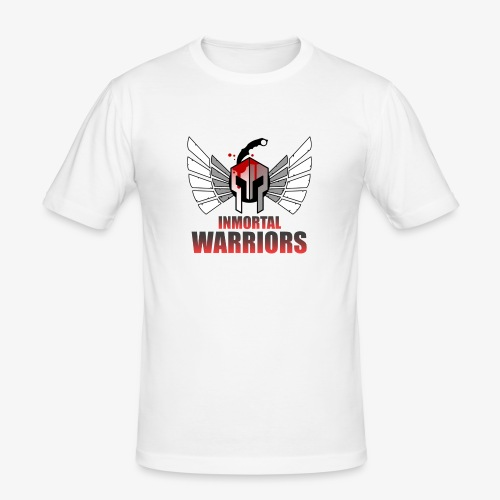 The Inmortal Warriors Team - Men's Slim Fit T-Shirt