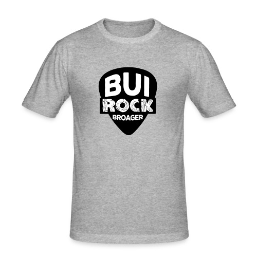 BUI ROCK - Herre Slim Fit T-Shirt
