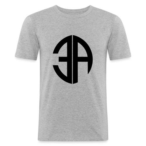 Le logo de NERDAR - T-shirt près du corps Homme
