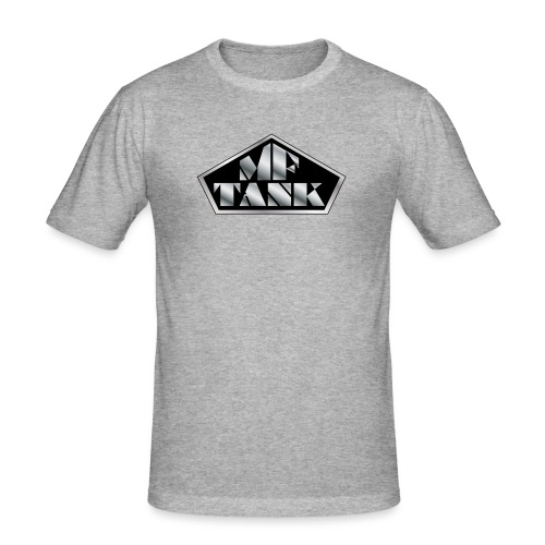 MFTANK FAN GOODY - Männer Slim Fit T-Shirt
