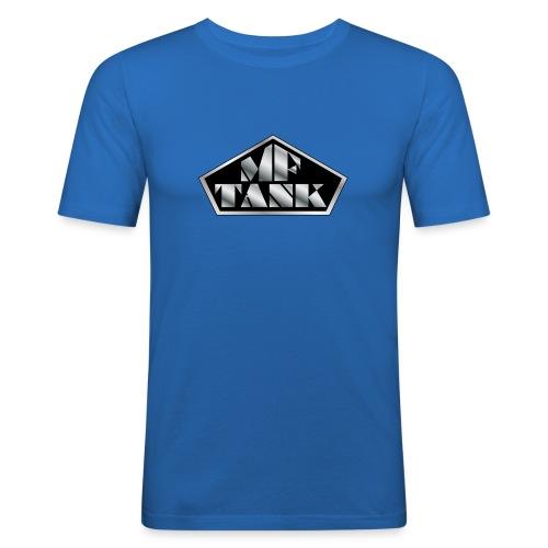 MFTANK FAN GOODY - Männer Slim Fit T-Shirt