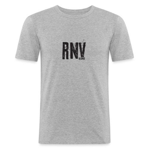 Rhythm N Vibe Records - Men's Slim Fit T-Shirt