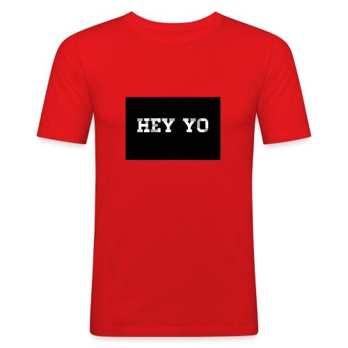 Hey yo - T-shirt près du corps Homme