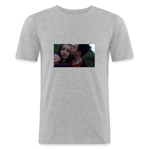 #TeamSchofield - Men's Slim Fit T-Shirt