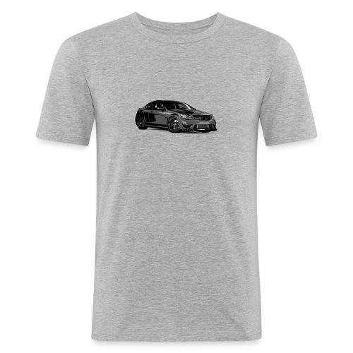 C63 - Männer Slim Fit T-Shirt