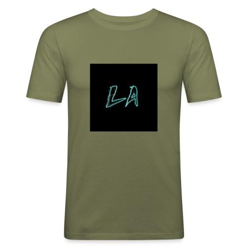 LA 2.P - Men's Slim Fit T-Shirt