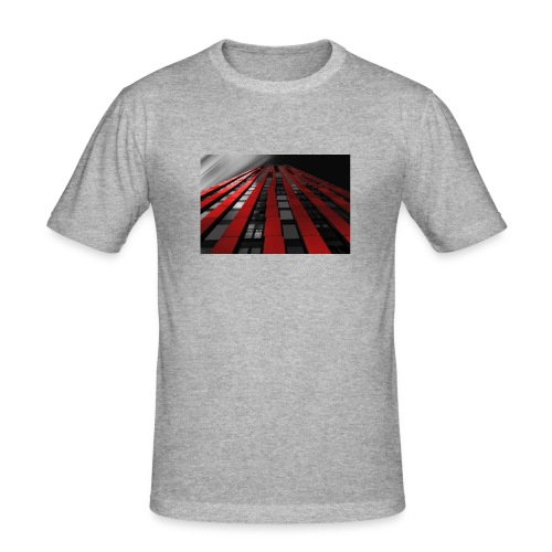building-1590596_960_720 - Men's Slim Fit T-Shirt