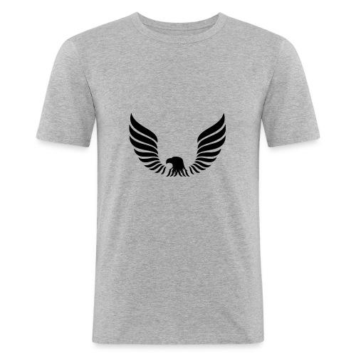 Aguila - Camiseta ajustada hombre