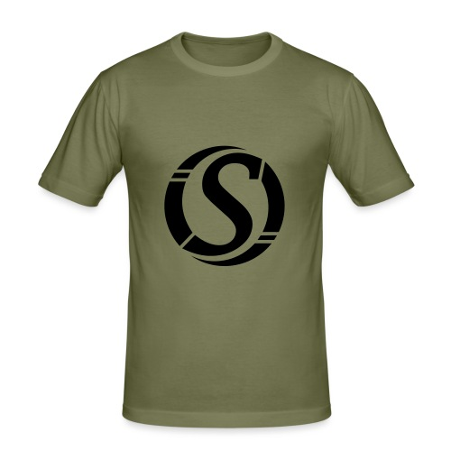 The Logo - Men's Slim Fit T-Shirt