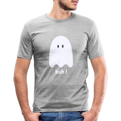 Buh ! - Herre Slim Fit T-Shirt