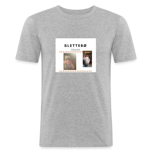 SQUAD - Slim Fit T-skjorte for menn