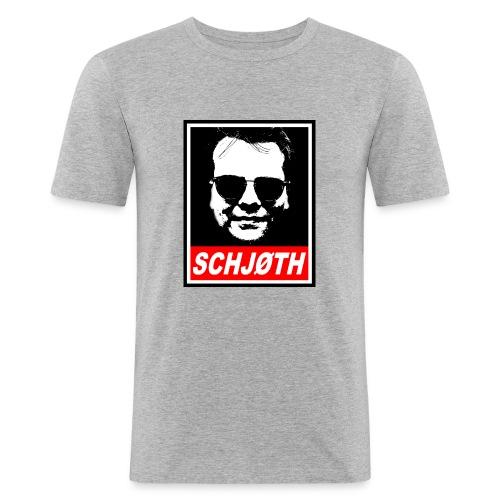 SCHJØTH - Herre Slim Fit T-Shirt