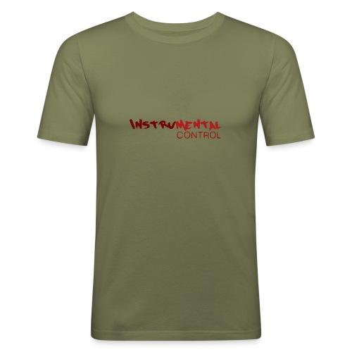 Controllo strumentale - Maglietta aderente da uomo