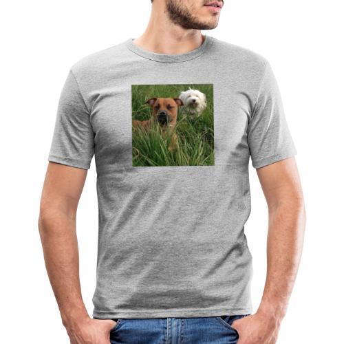 15965945 10154023153891879 8302290575382704701 n - Mannen slim fit T-shirt