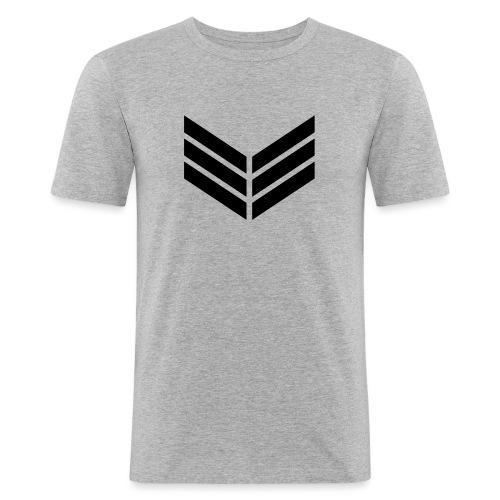 Pfeil Federn, Bogenschießen, Indianer, Schütze, - Männer Slim Fit T-Shirt