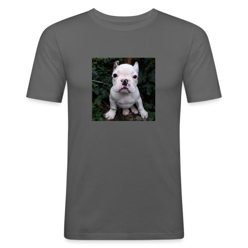Billy Puppy 2 - Mannen slim fit T-shirt